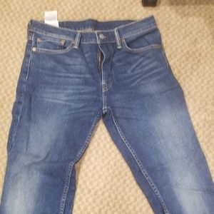 Levi's 511 Jeans 33 32 slim straight fit